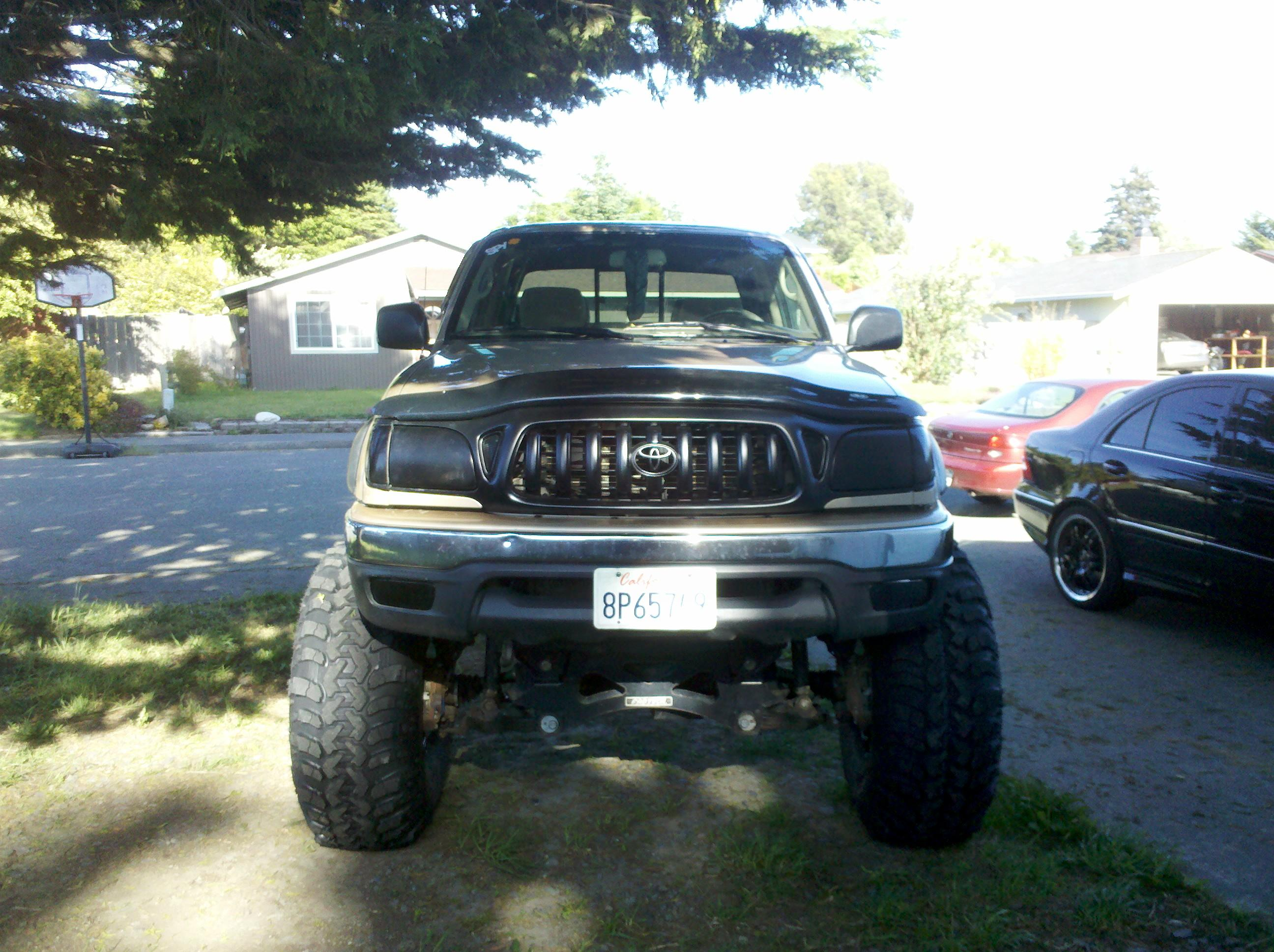 Another MackTownMulisha 2003 Toyota Tacoma Double Cab post... - 15164162