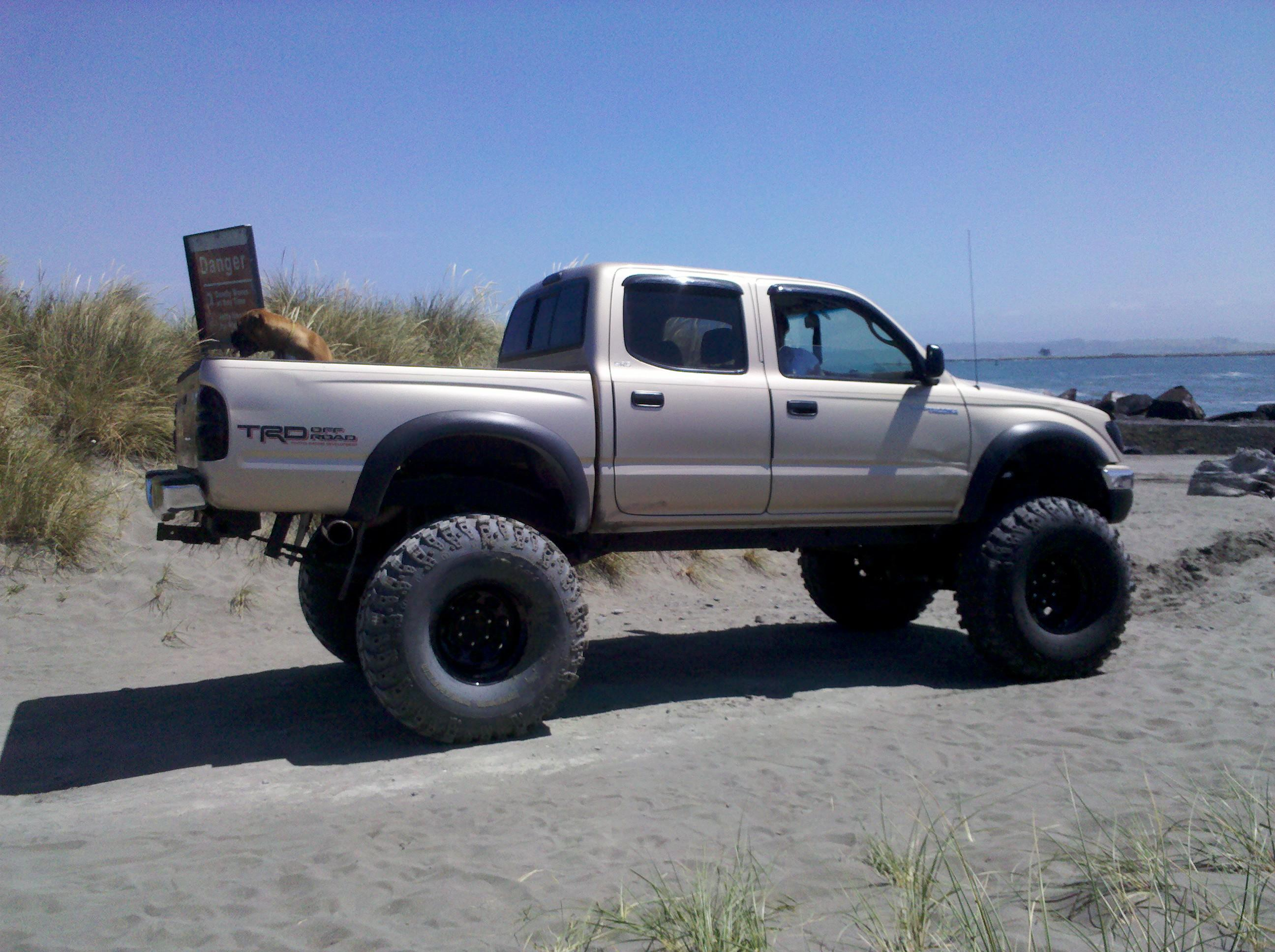 Another MackTownMulisha 2003 Toyota Tacoma Double Cab post... - 15164167