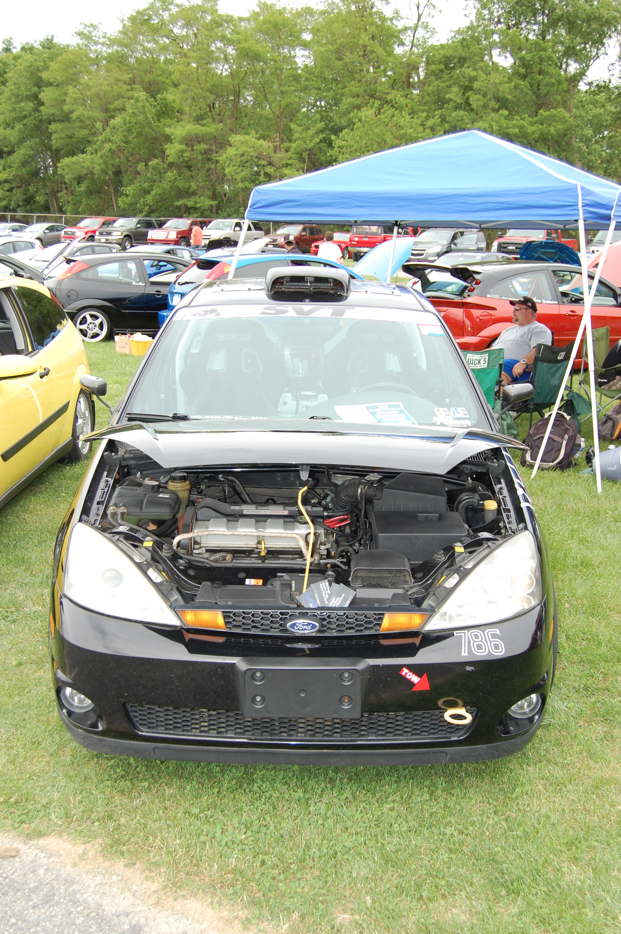 Another hillclimbSVT 2003 Ford Focus post... - 15164270