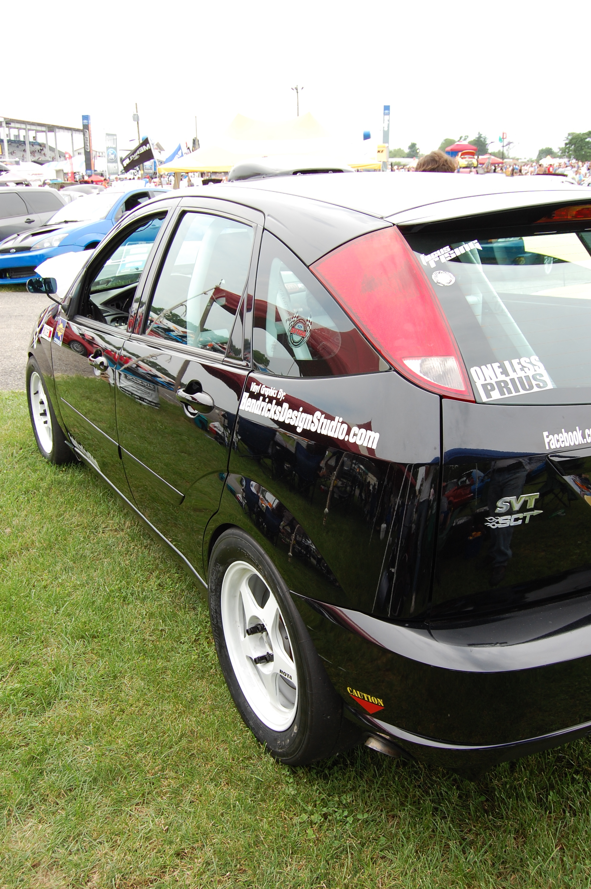 Another hillclimbSVT 2003 Ford Focus post... - 15164273