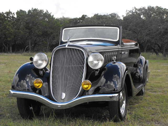 Another StillOutThere 1934 Hudson Terraplane post... - 15164386