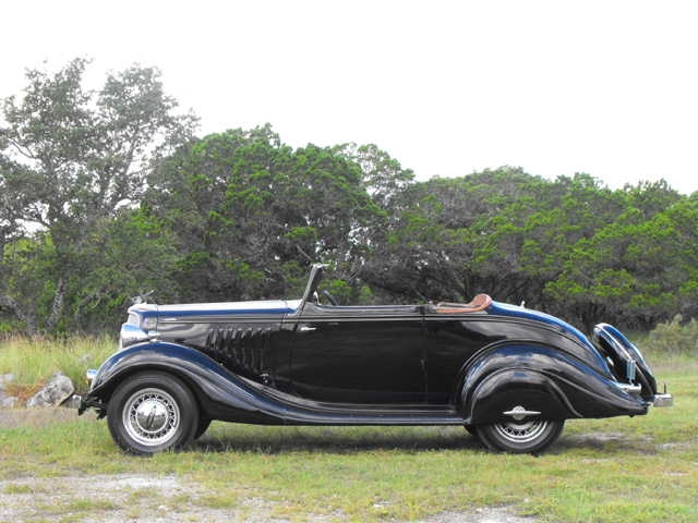Another StillOutThere 1934 Hudson Terraplane post... - 15164388