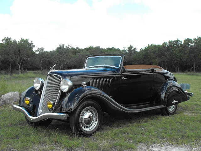Another StillOutThere 1934 Hudson Terraplane post... - 15164389