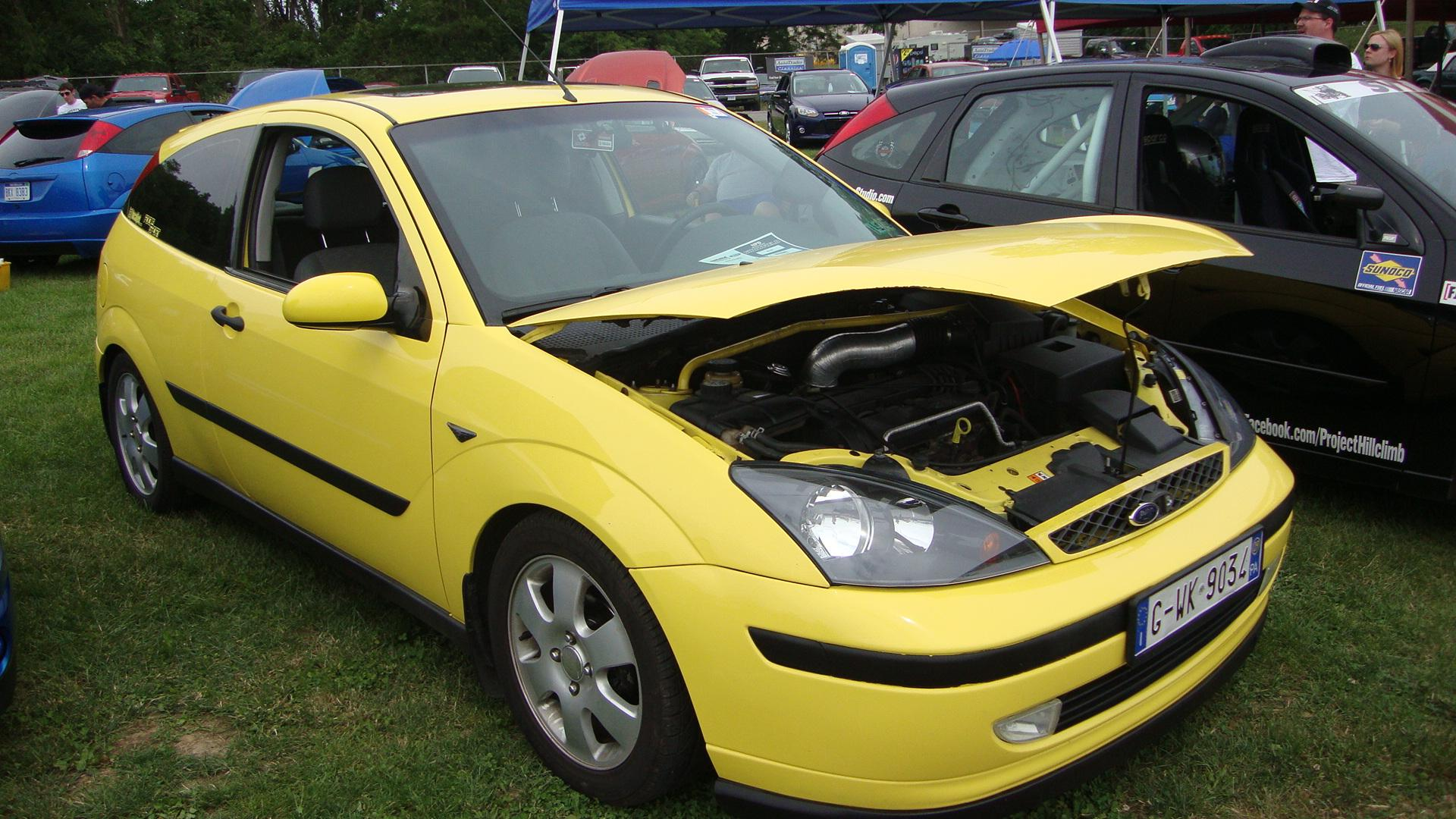 Another hillclimbSVT 2001 Ford Focus post... - 15164417