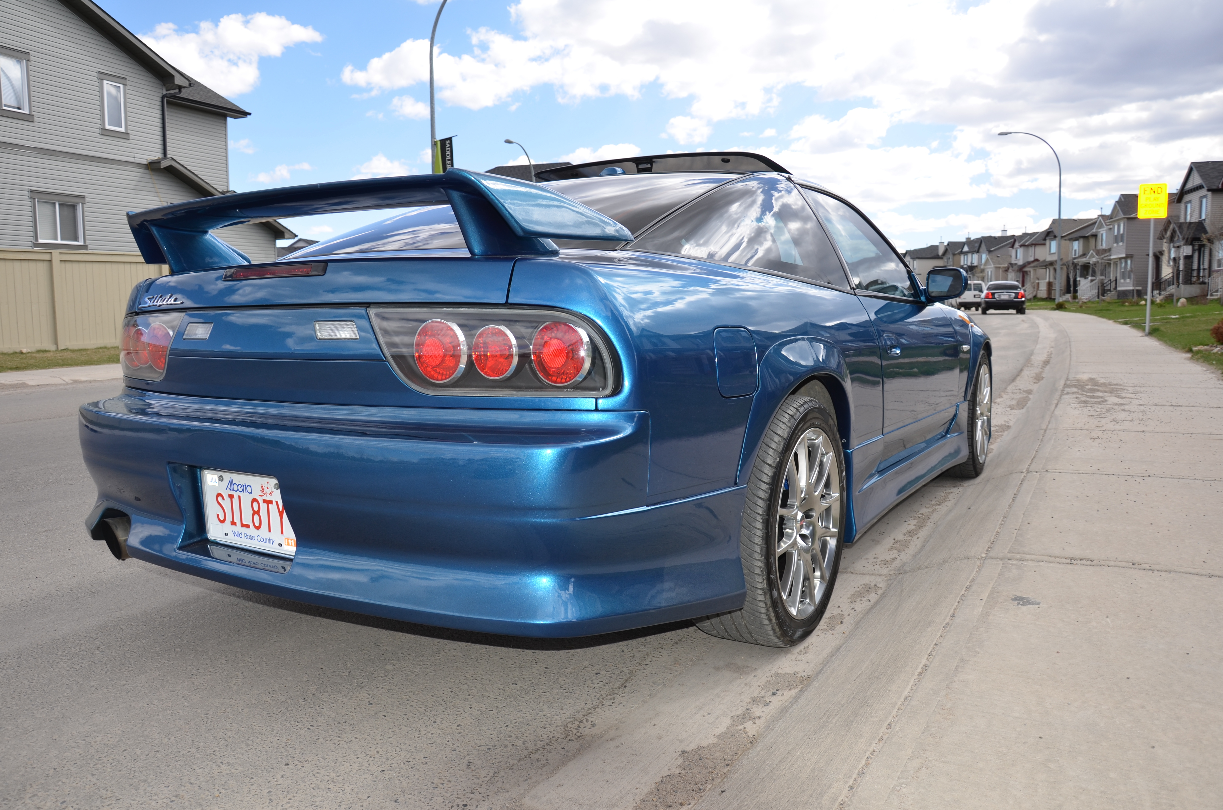 Another calgarysileighty 1990 Nissan 240SX post... - 15164832