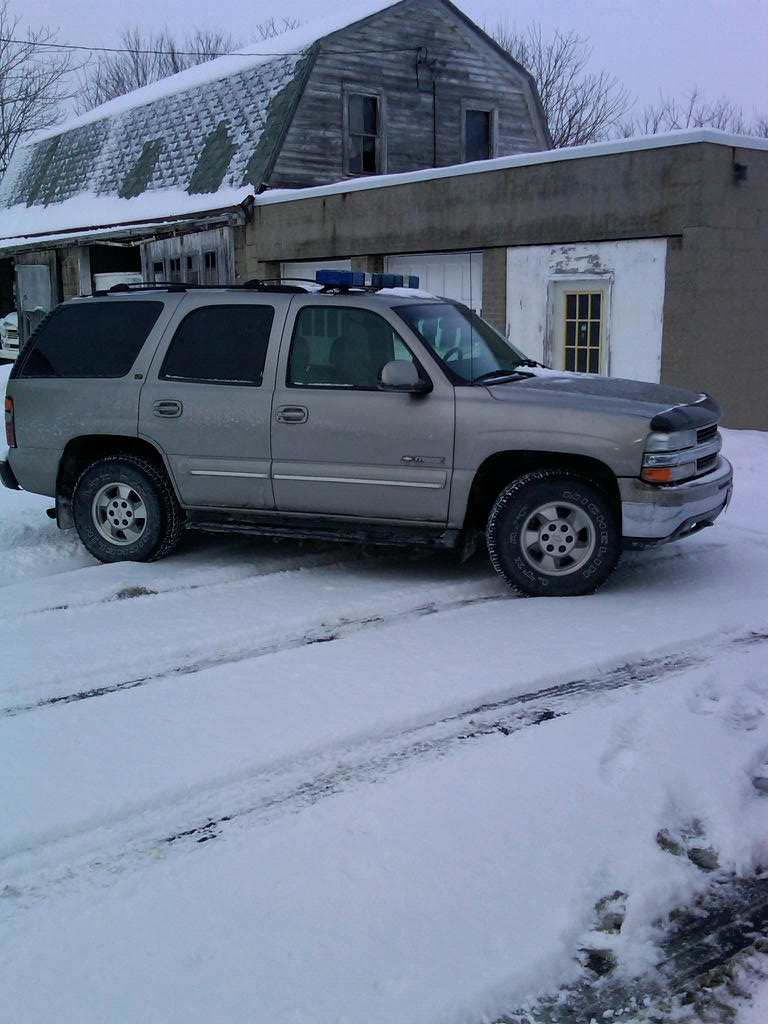 Another FF00TAHOE 2000 Chevrolet Tahoe (New) post... - 15165014