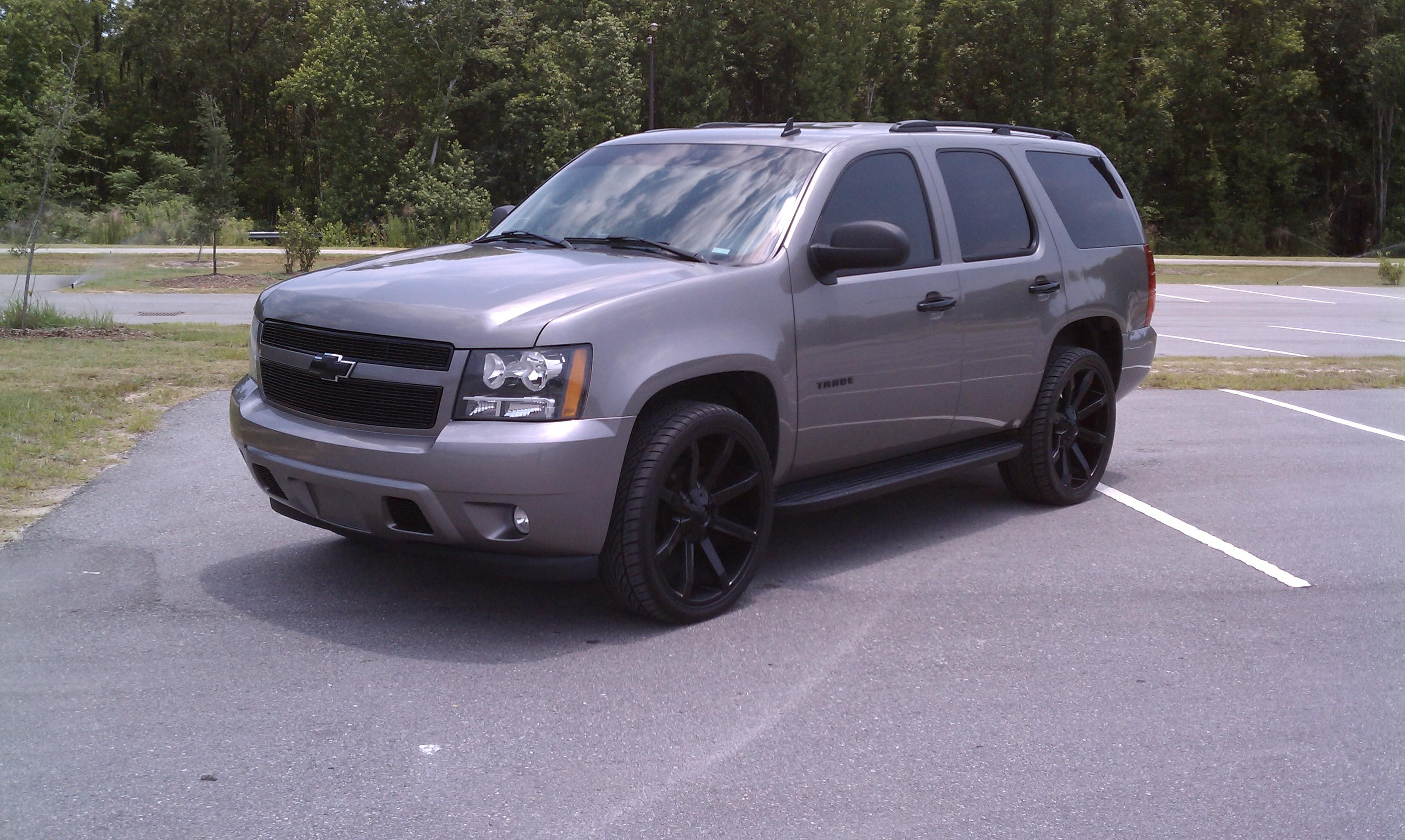 robbh415 2008 chevrolet tahoe specs photos modification info at cardomain. Black Bedroom Furniture Sets. Home Design Ideas