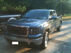 TrainReqs 2008 GMC Sierra 1500 Extended Cab