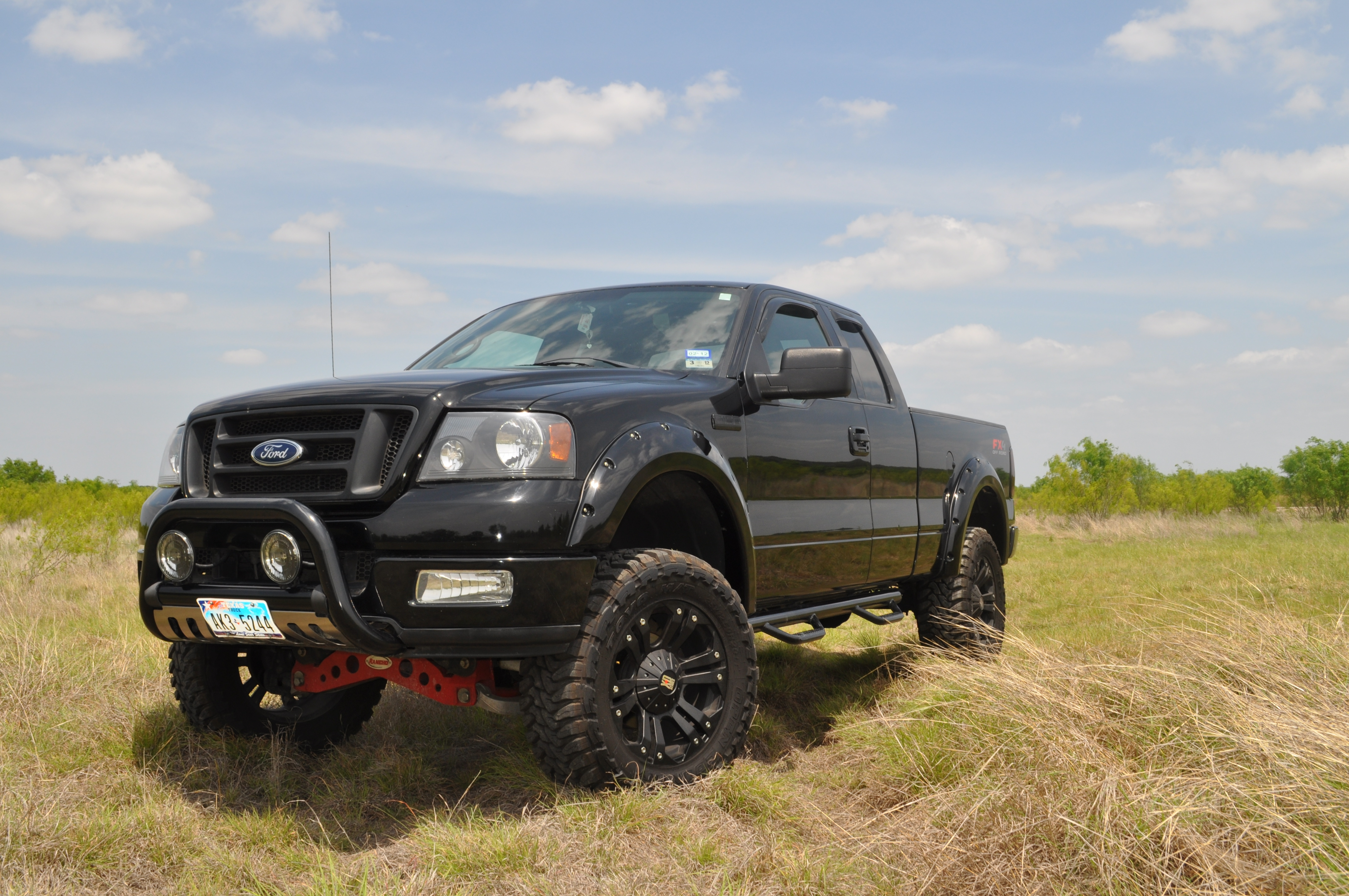 Ford F150 Lifted Blacked Out Elegant 2004 F 150 Xl Supercab Ffx Super Cab Original With