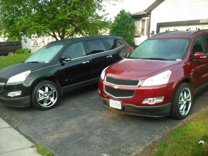 Another 2traversefamily 2011 Chevrolet Traverse post... - 15165373