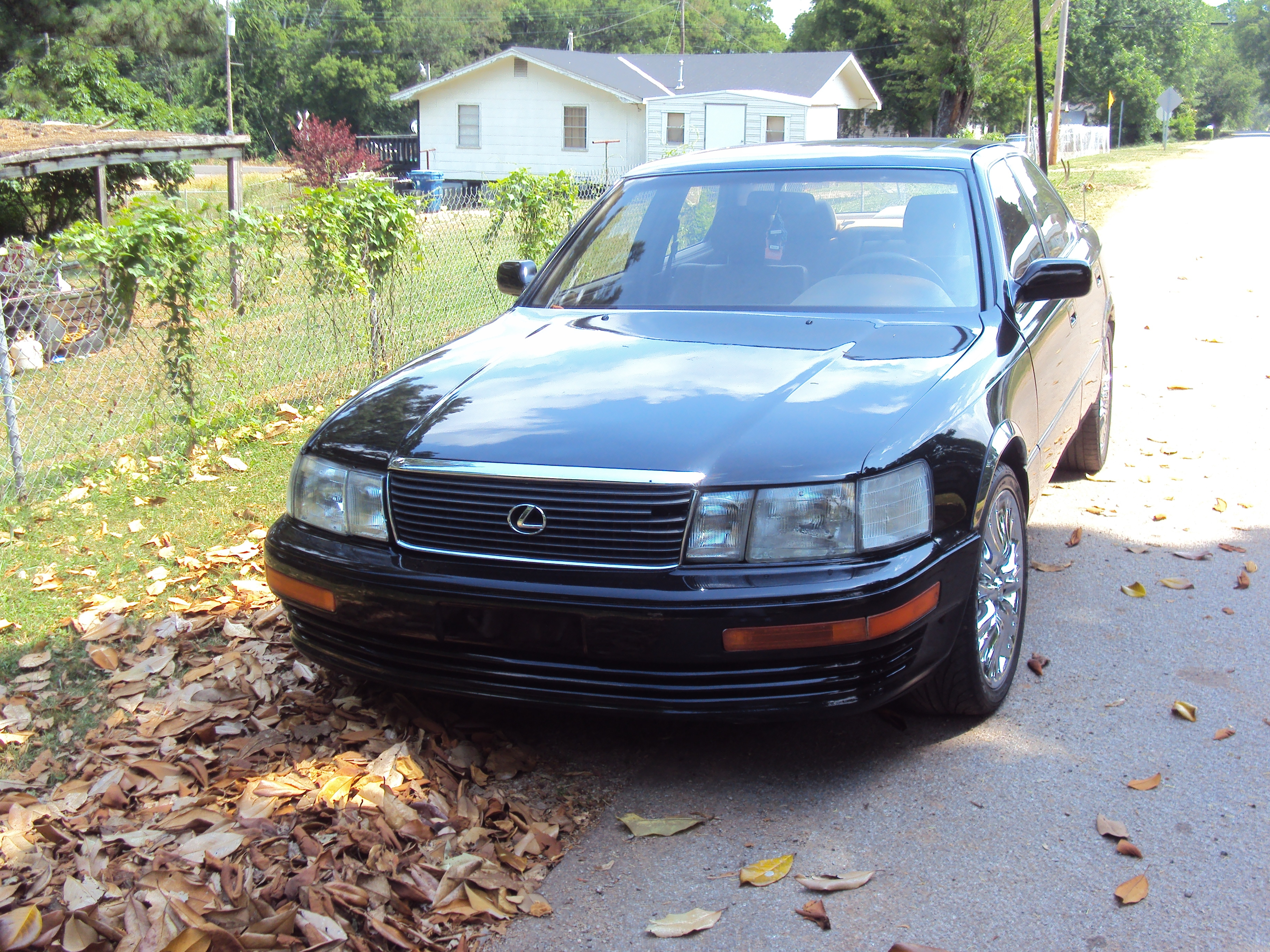 Another BOOGEYMAN4 1993 Lexus LS post... - 15163921