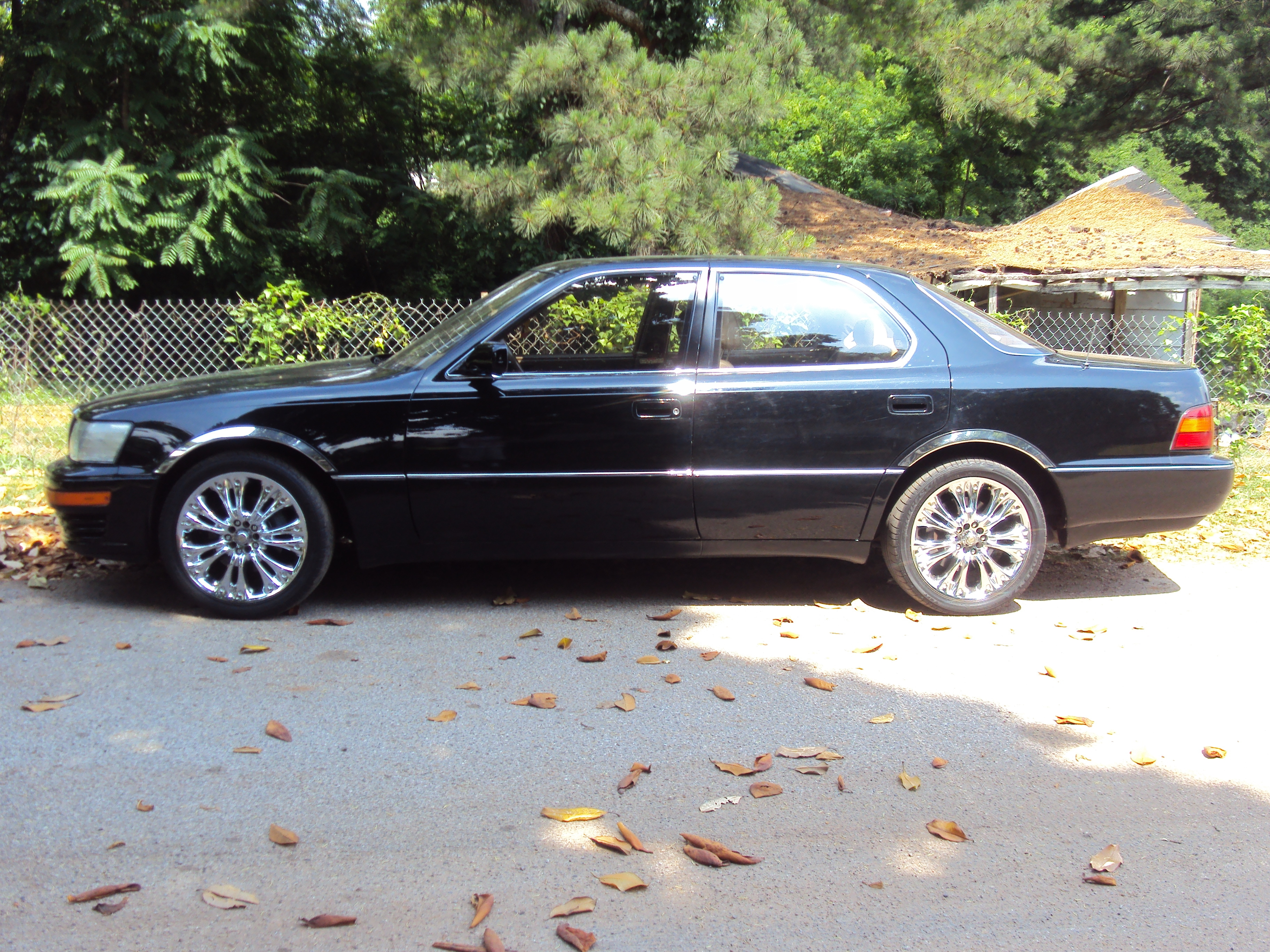 Another BOOGEYMAN4 1993 Lexus LS post... - 15163922