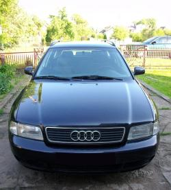 TadasVs 1995 Audi A4