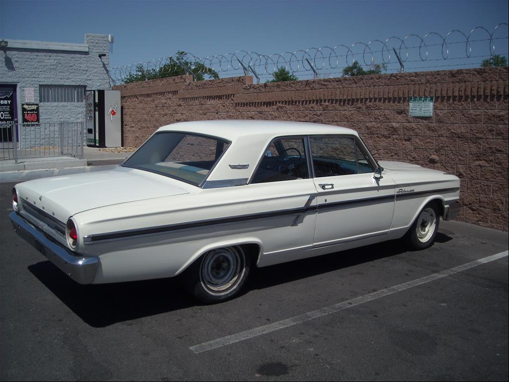 1964 ford galaxie 4 door