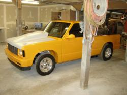 1983 Chevrolet S10 Regular Cab