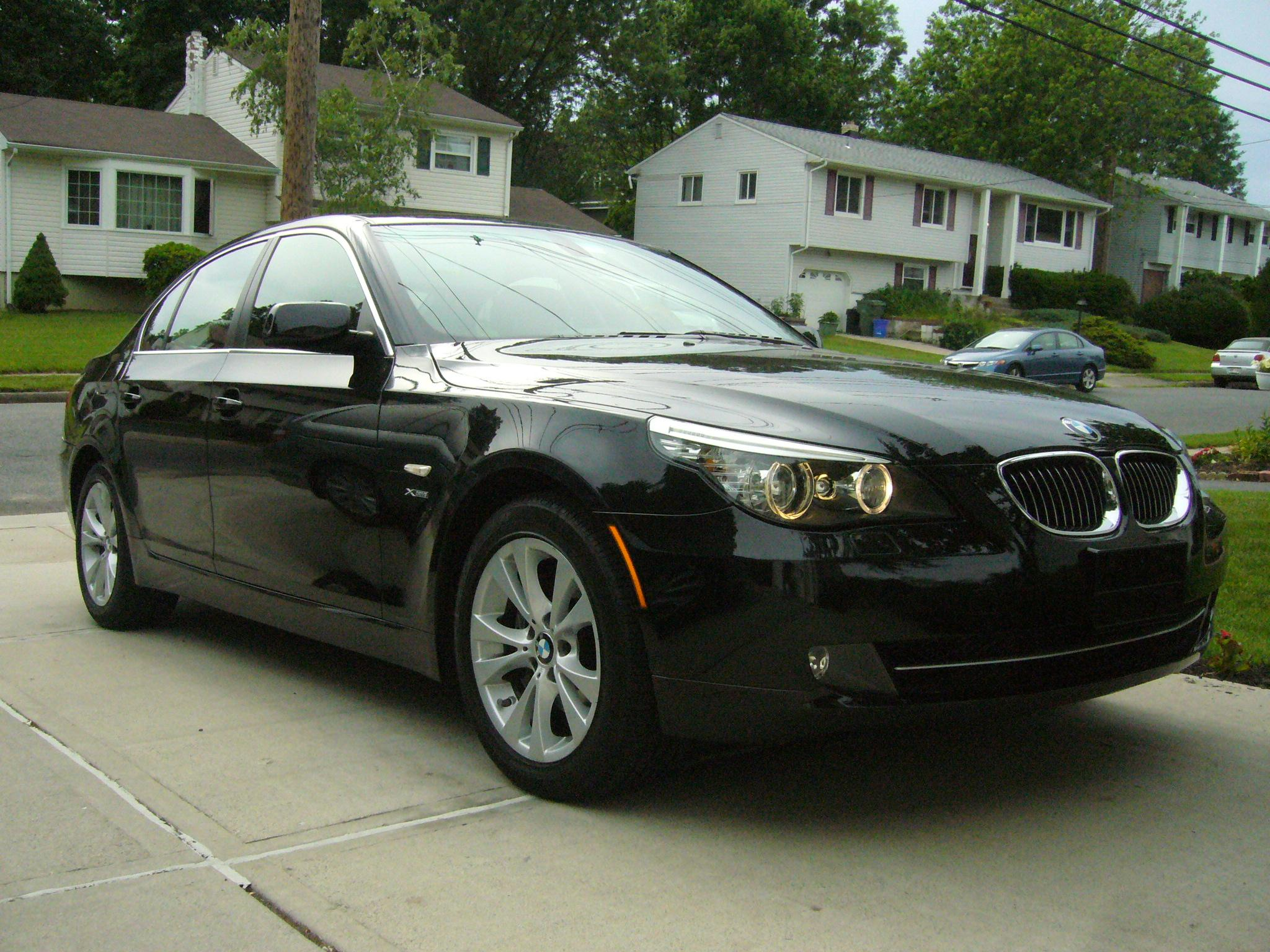 skj69nyc 2009 bmw 5 series535i xdrive sedan 4d specs. Black Bedroom Furniture Sets. Home Design Ideas