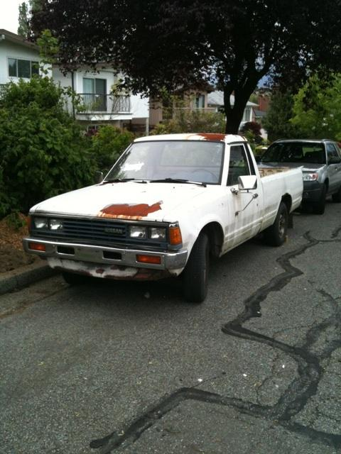 Another name 1986 Nissan Regular Cab post... - 15167068