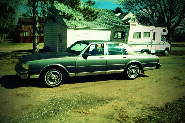 Another michael0 1989 Chevrolet Caprice Classic post... - 15167376
