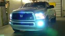 GTR Lighting 2011 Dodge Ram 3500 Mega Cab