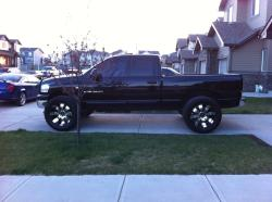 blackeverythings 2006 Dodge Ram 2500 Quad Cab