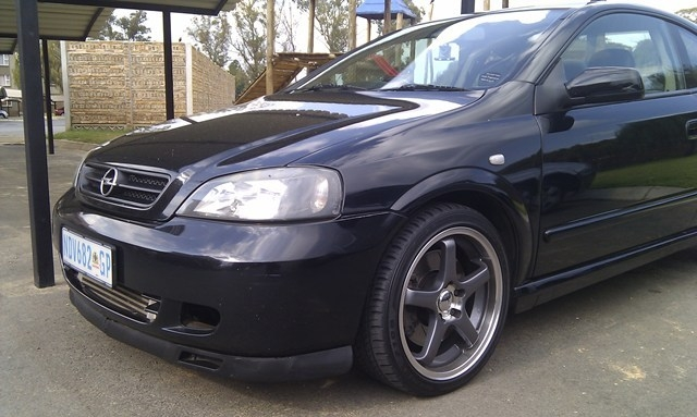 Another boomshaka 2002 Opel Astra post... - 15169139