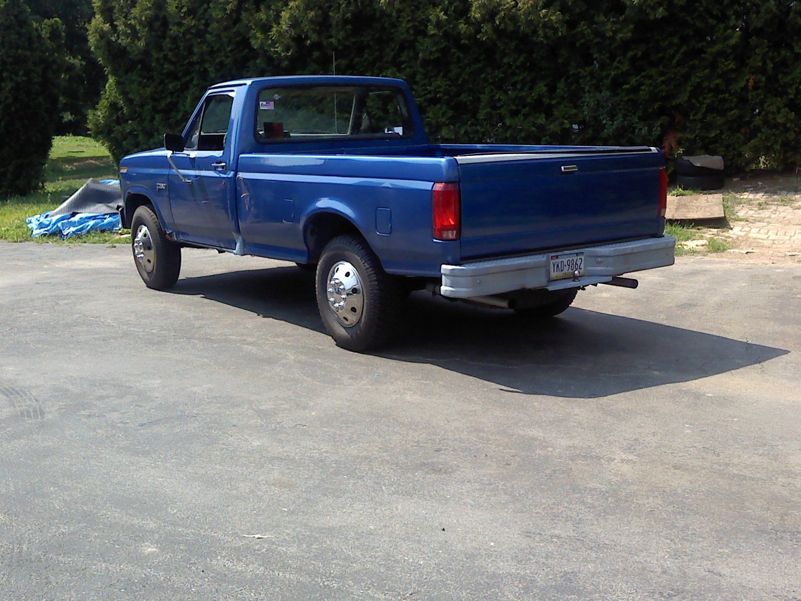 Anthrax50551 S 1985 Ford F250 Regular Cab In Downingtown Pa