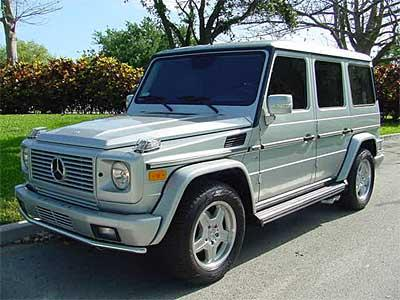 Another Grmripo 2003 Mercedes-Benz G-Class post... - 15169479