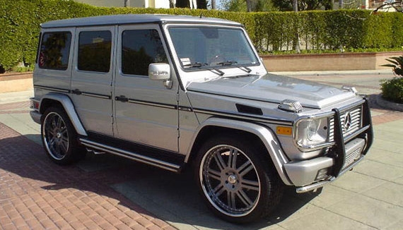 Another Grmripo 2003 Mercedes-Benz G-Class post... - 15169484