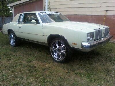 Another cutdawgcominsoon 1979 Oldsmobile Cutlass Brougham post... - 15169644