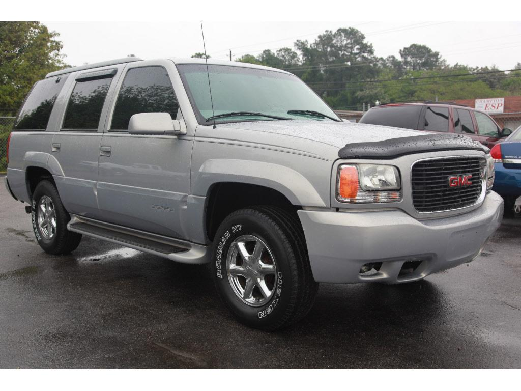 Gmc Columbia Sc >> leunameilliw 2000 GMC Yukon DenaliSport Utility 4D Specs, Photos, Modification Info at CarDomain