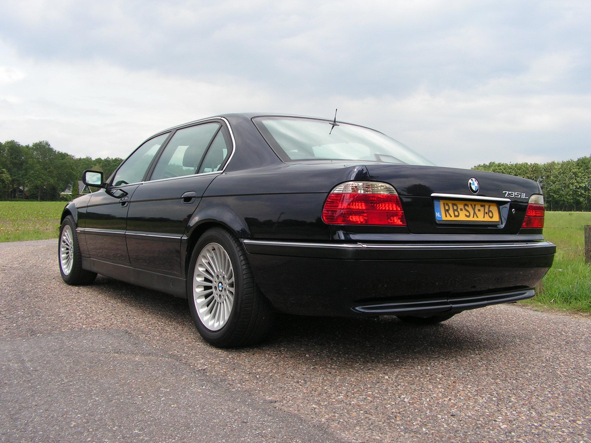 nortepee 1997 bmw 7 series specs photos modification. Black Bedroom Furniture Sets. Home Design Ideas