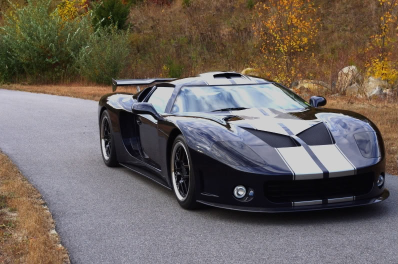2007 Factory Five GTM