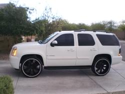 BOSSD_UP_ON_6S's 2008 GMC Yukon