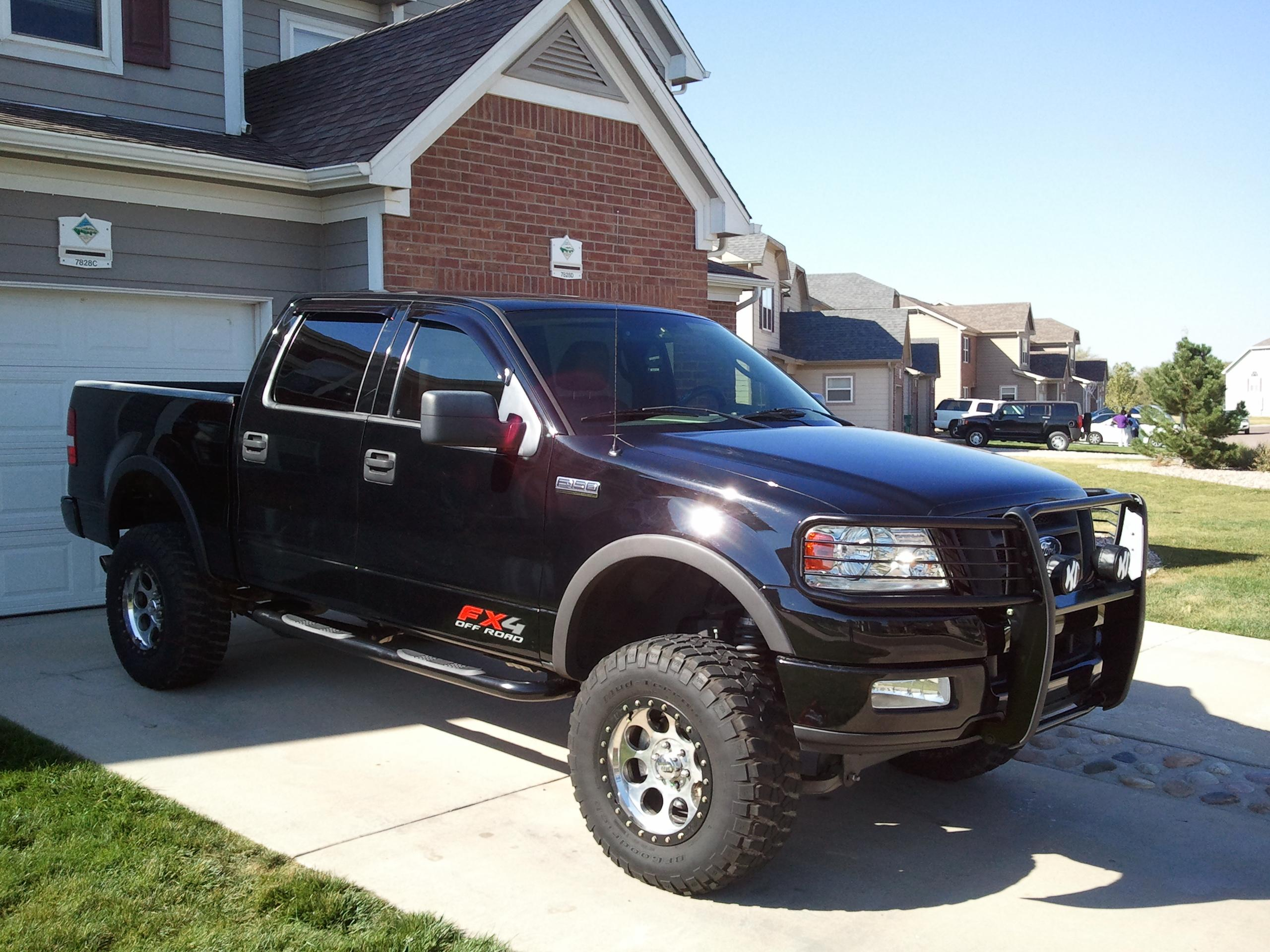 skysoldiers173 2004 Ford F150 SuperCrew CabFX4 Styleside Pickup 4D