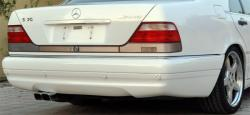 alyehlis 1997 Mercedes-Benz S-Class