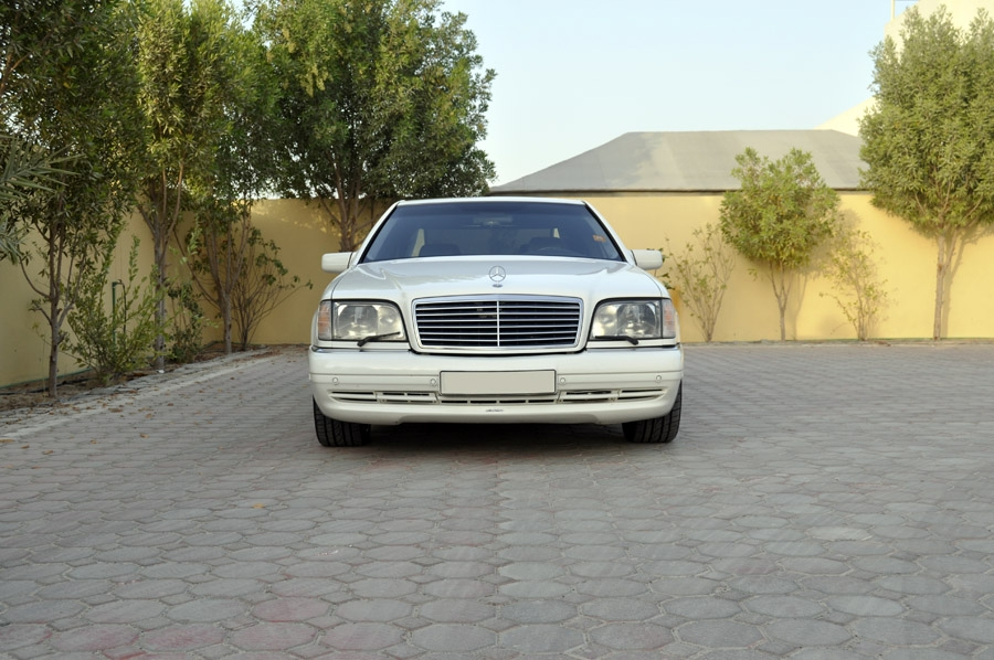 Alyehli 39 s 1997 mercedes benz s class s600 sedan 4d in abu for 1997 mercedes benz s600