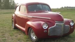 snowplower 1941 Chevrolet Master Deluxe