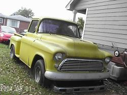 the_wide_one 1957 Chevrolet 3100