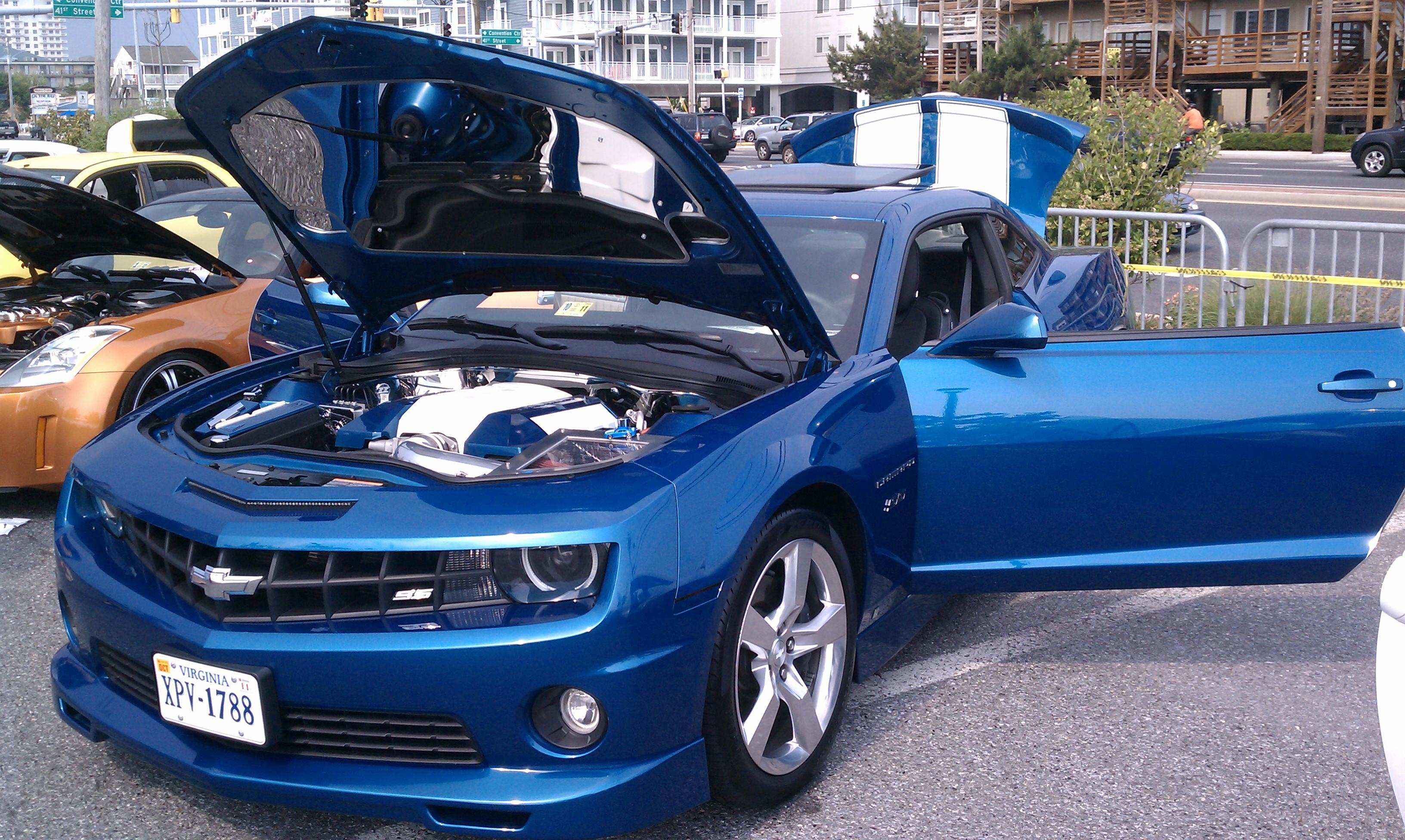 Another TeamAbsolute 2010 Chevrolet Camaro post... - 15173195