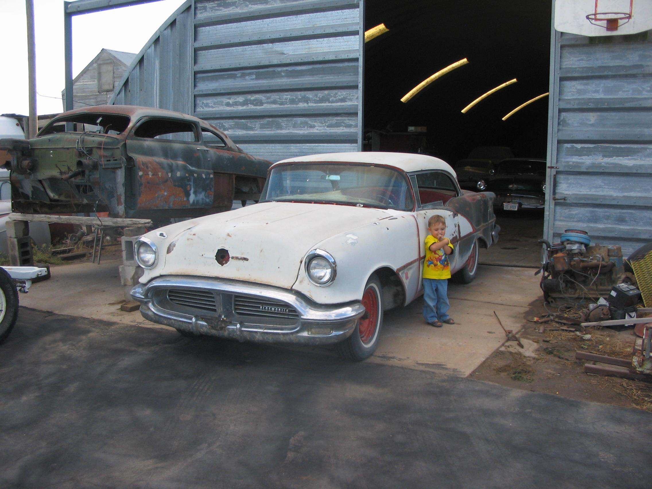 Another 1956rocket 1956 Oldsmobile 88 post... - 15173464