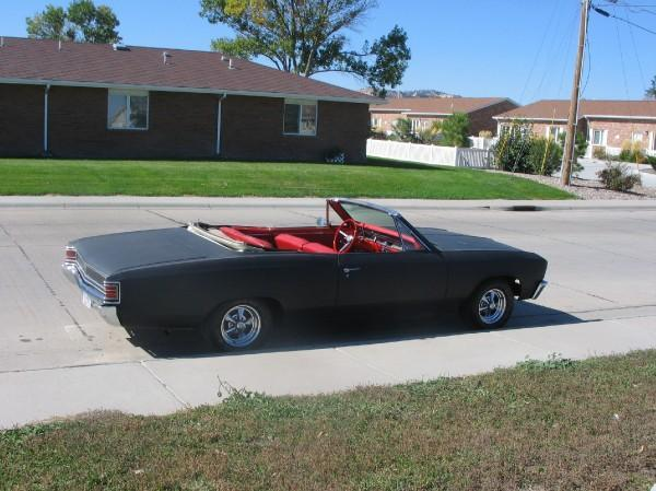 Another 1956rocket 1967 Chevrolet Chevelle post... - 15173477