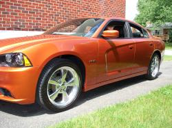 ChucksChargers 2011 Dodge Charger