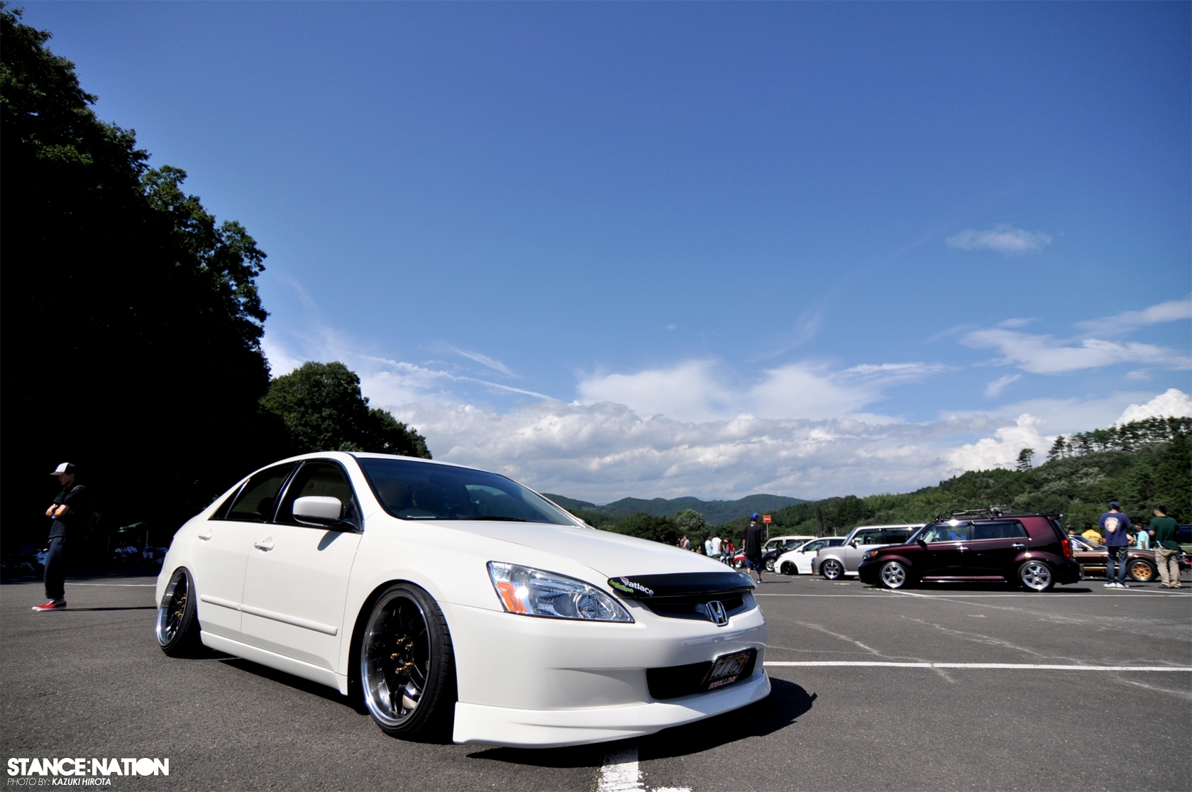 yama83 2003 Honda Accord Specs, Photos, Modification Info at