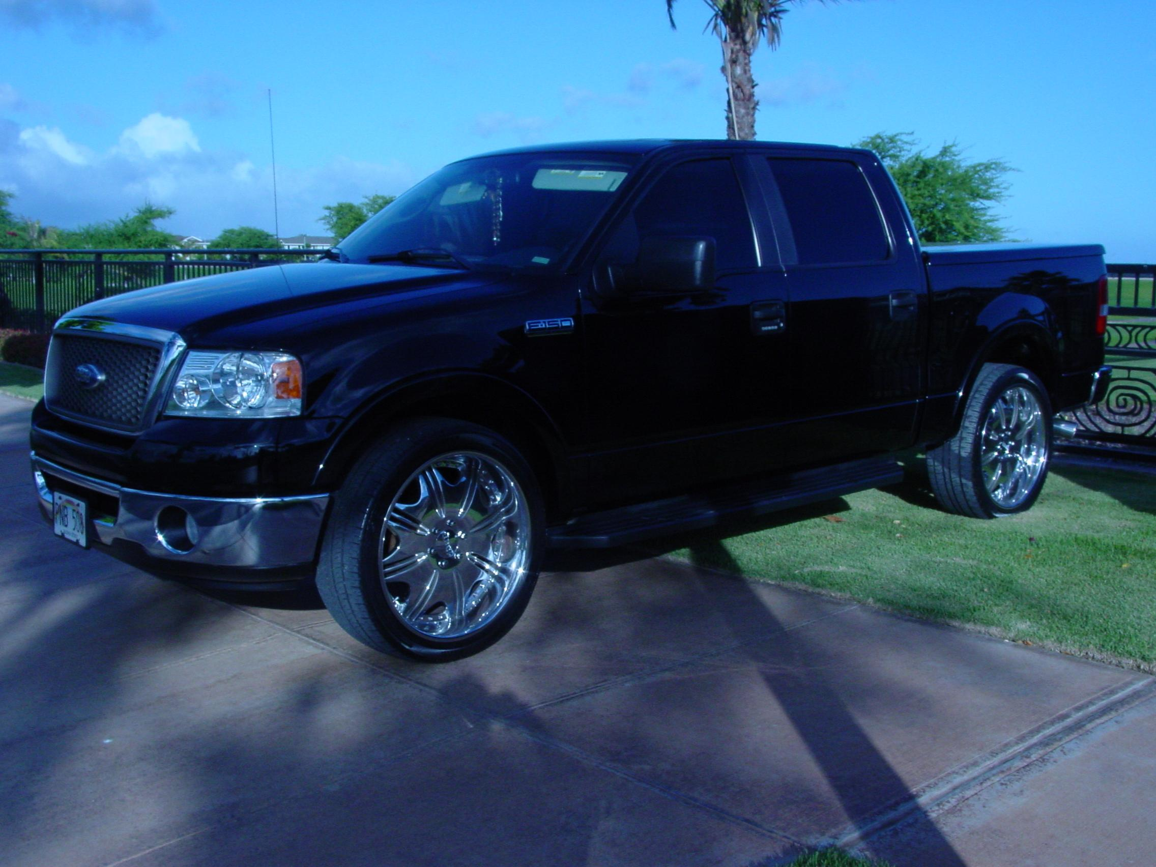 guszilla 2007 ford f150 supercrew cablariat styleside pickup 4d 5 1 2 ft specs photos. Black Bedroom Furniture Sets. Home Design Ideas