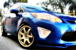 RickyVonRickys 2011 Ford Fiesta