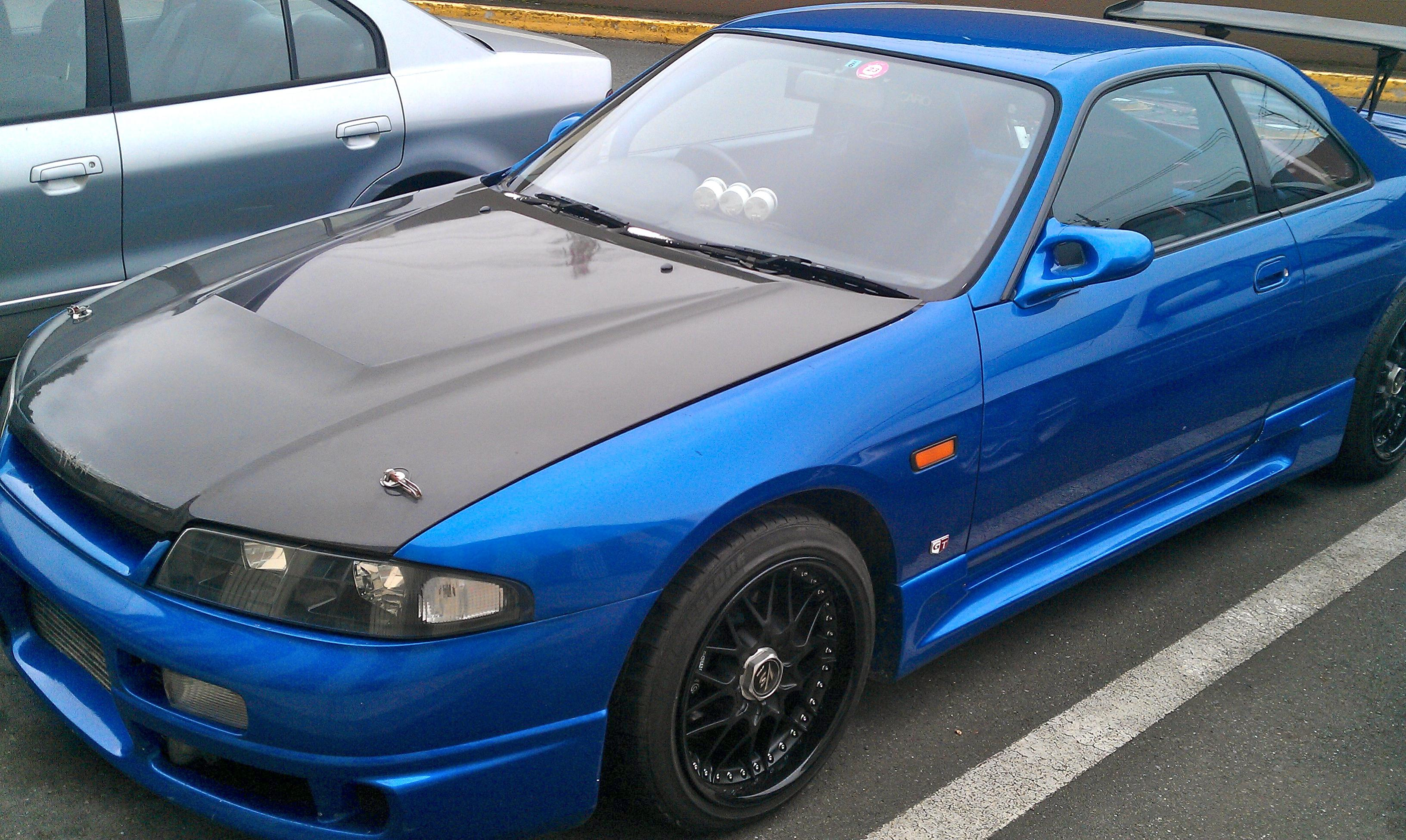 Blaze0303 1995 Nissan Skyline Specs, Photos, Modification ...