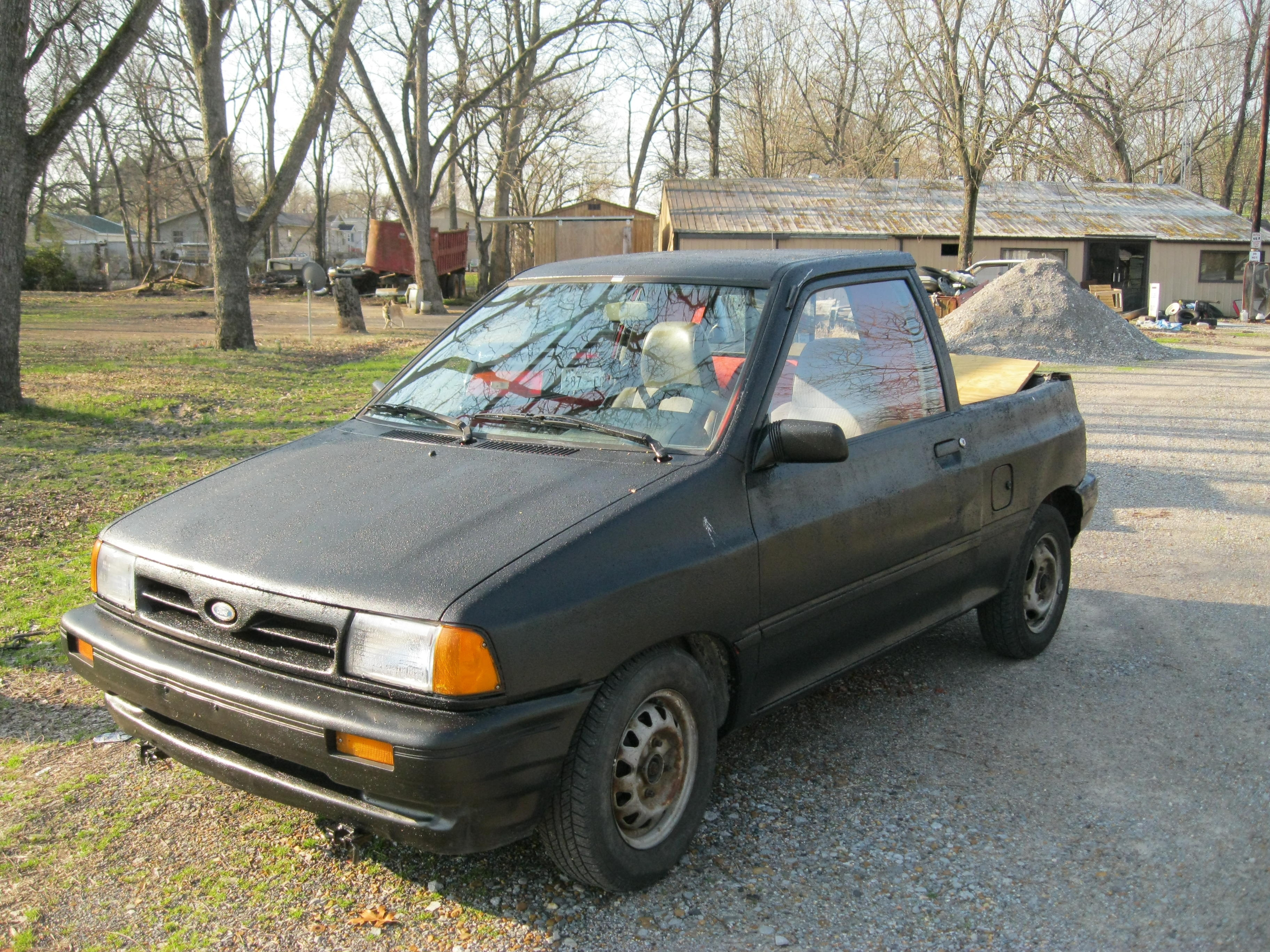 Another fordman364 1991 Ford Festiva post... - 15173891