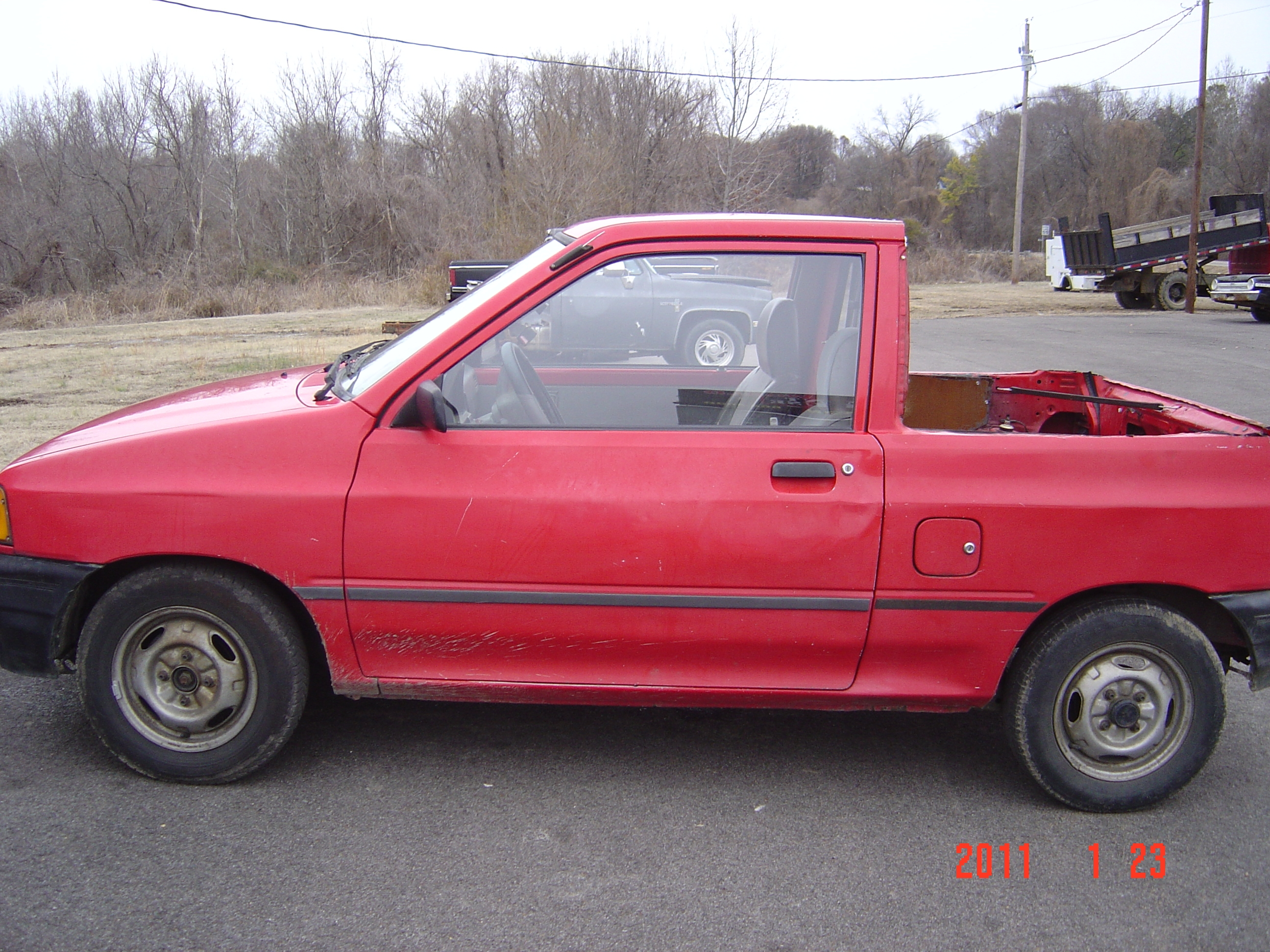 Another fordman364 1991 Ford Festiva post... - 15173895