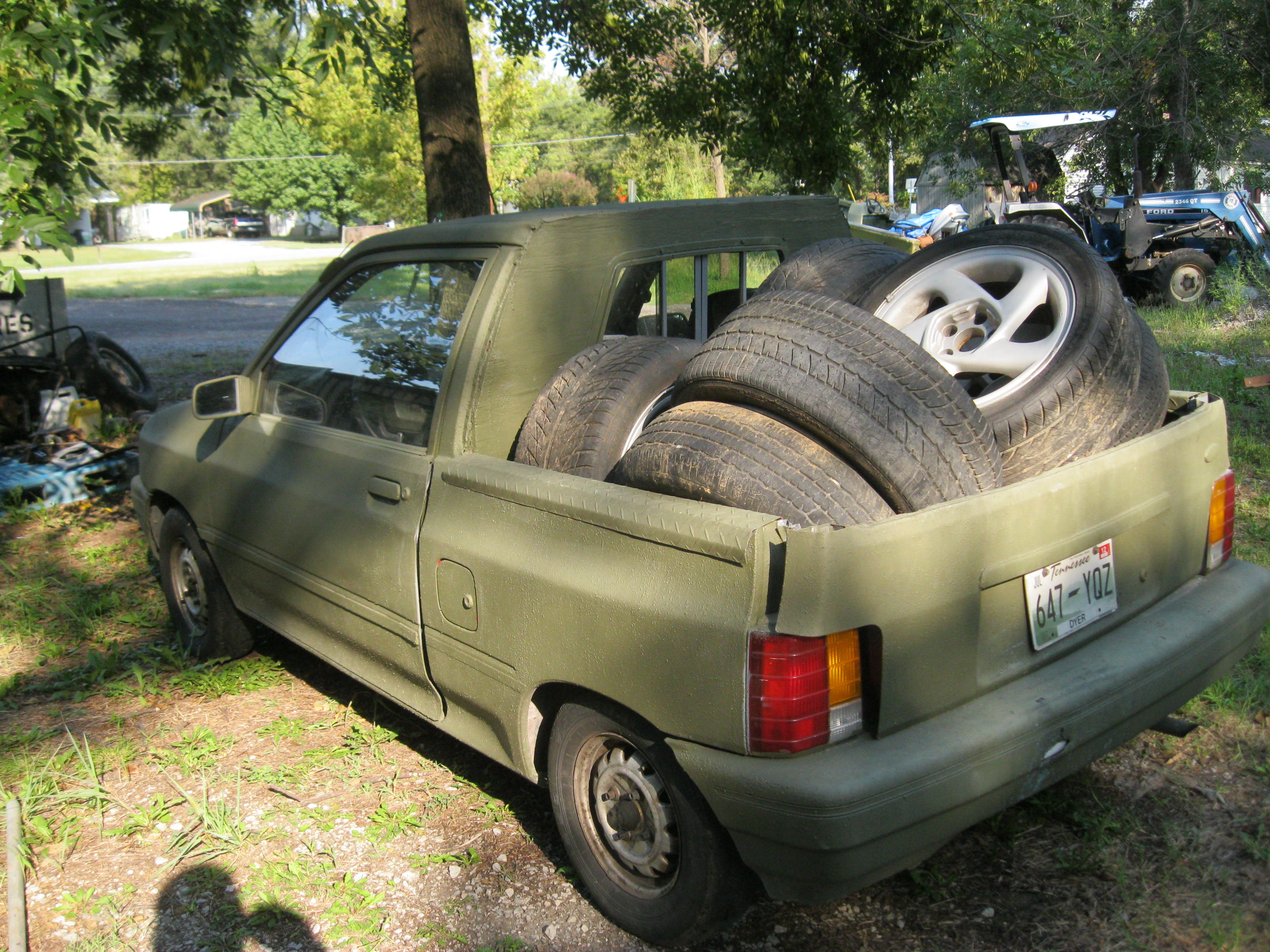 Another fordman364 1991 Ford Festiva post... - 15173907