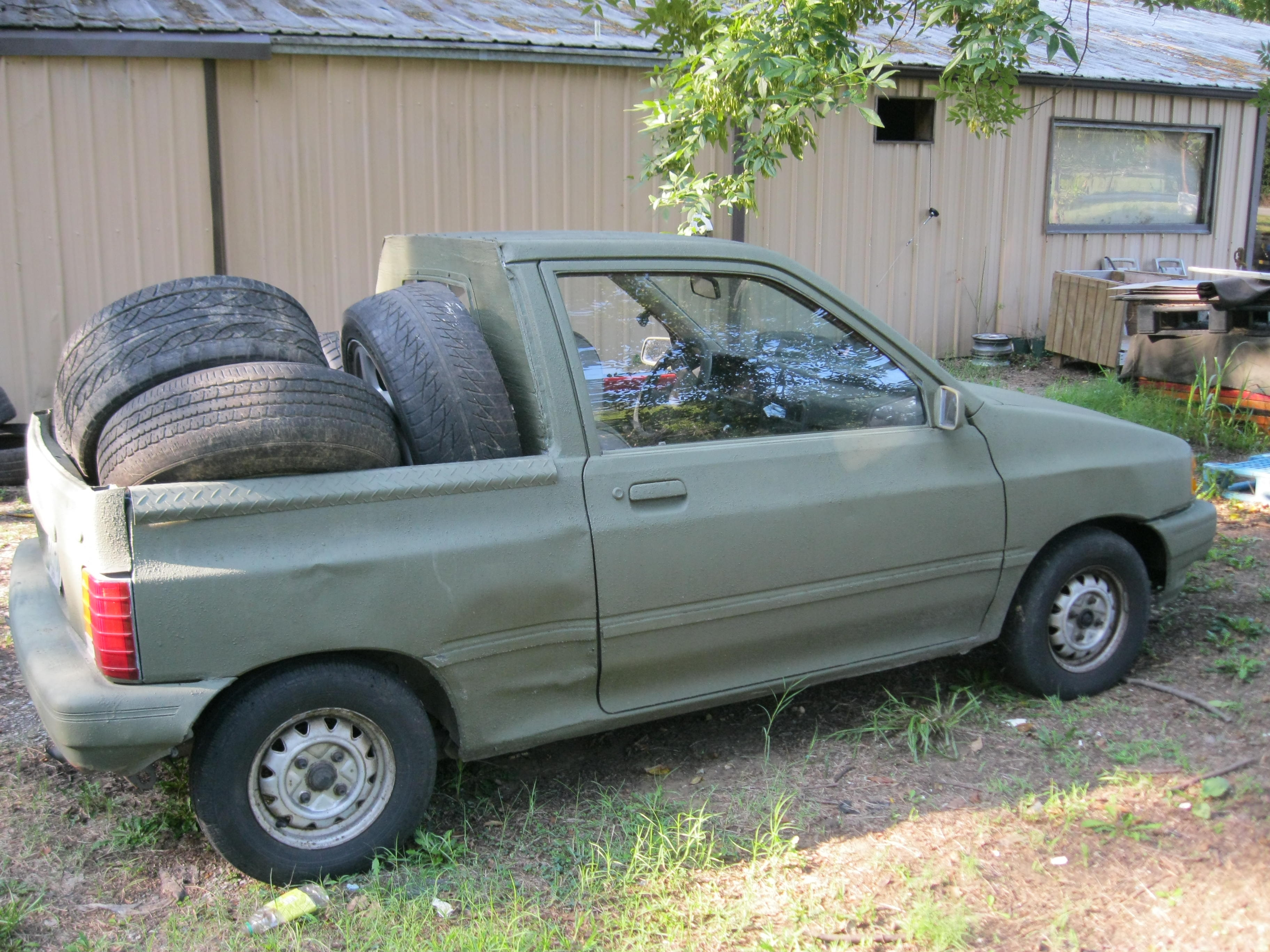 Another fordman364 1991 Ford Festiva post... - 15173908